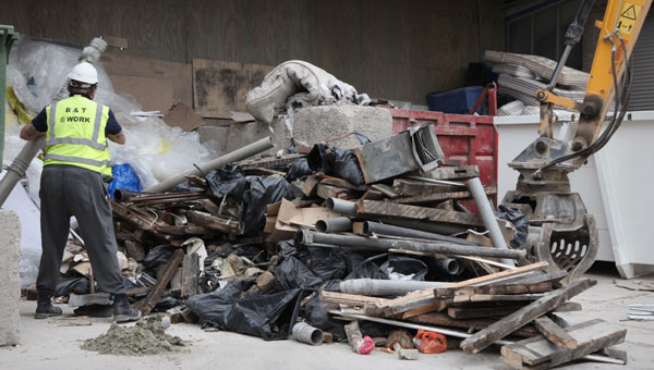 residential waste clearance